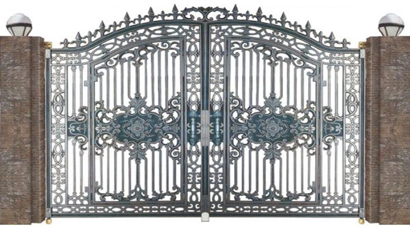 Dịch vụ làm cửa sắt, cổng sắt