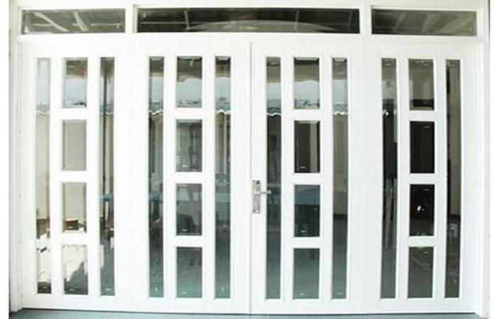 Nhận làm khung sắt cửa sổ – sân thượng – giếng trời tại Đà Nẵng