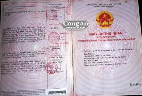 Ngôi nhà được bán tới người thứ 3, chủ nhà vẫn không giao tại Đà Nẵng sự thật là gì